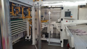 Cetec industrie Ensacheuse PETFOOD