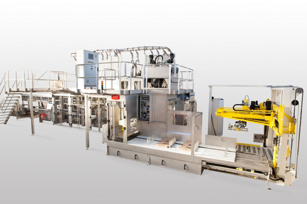 CETEC knows how to talk about powdered milk - Cetec
