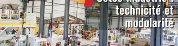 Cetec Industrie – Technicité et modularité